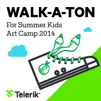 Support Underprivileged Kids - Summer Art Camp 2014